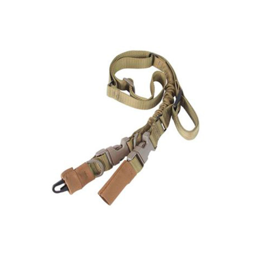 STRYKE SINGLE BUNGEE SLING TAN