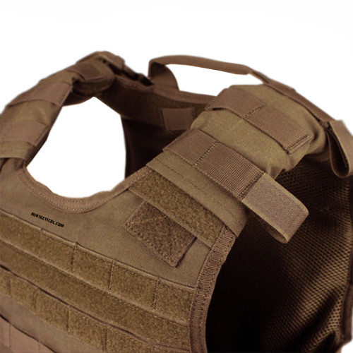 EXO PLATE CARRIER COYOTE L/XL