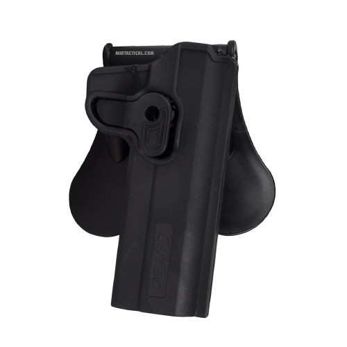 COLT 1911 5` MOLDED HOLTER BLACK RT