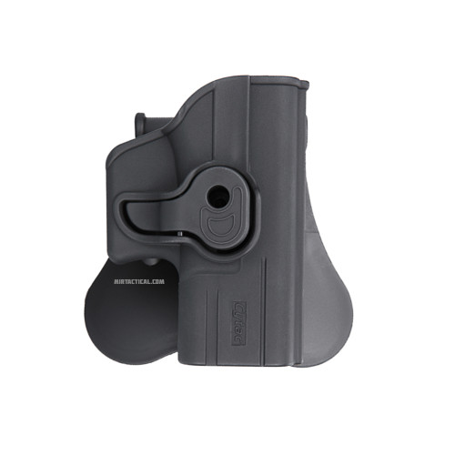 MOLDED HOLSTER FOR GLOCK 26/27/33