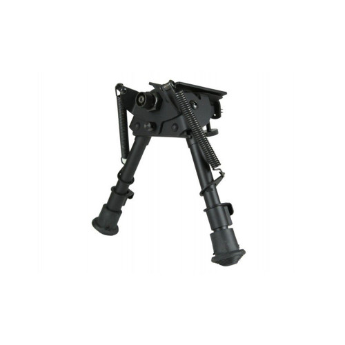 METAL SPRING LOADED BIPOD
