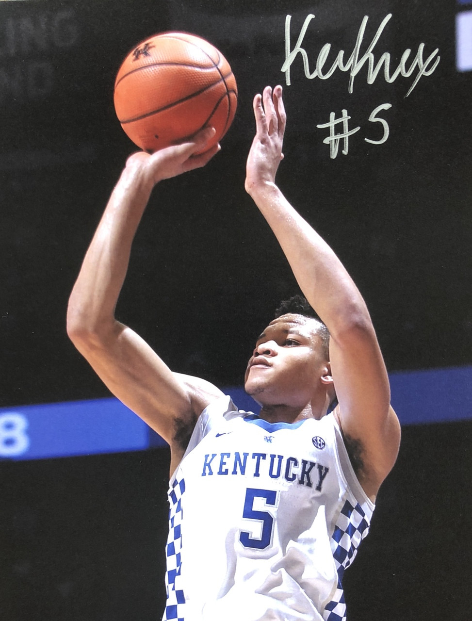 Kevin Knox Jump Shot - Your Frame Of Mind Galleries