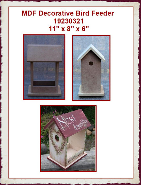 Wood - Birdfeeder (Decorative) 19230321