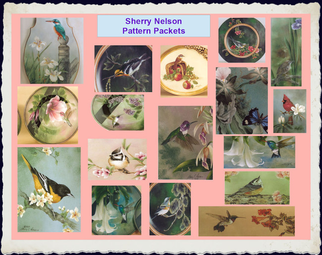 Pattern Packets - Sherry Nelson, MDA (19140XX)