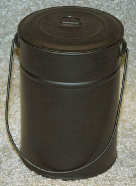 Metal - Berry Bucket with Metal Lid (3473146)