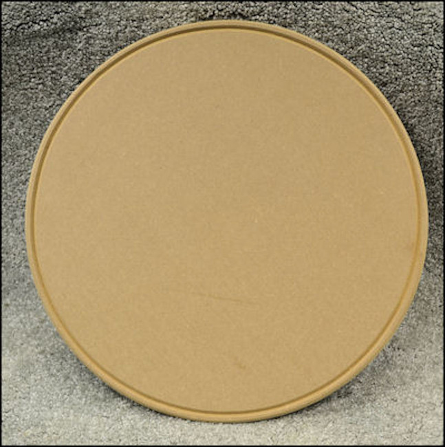 """LW - Plate, 16"""" Round with Groove (1923072-16)"""