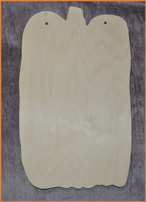 Primitive Pumpkin Board