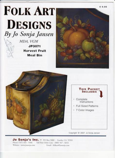 Pattern Packets - Jo Sonja Jansen, MDA, VGM (101630XX)
