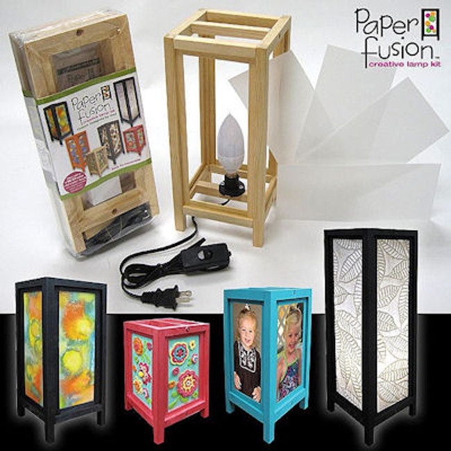 DA - Paper Fusion Lamp Kit ( PBK11, PBK8) - 2 different sizes
