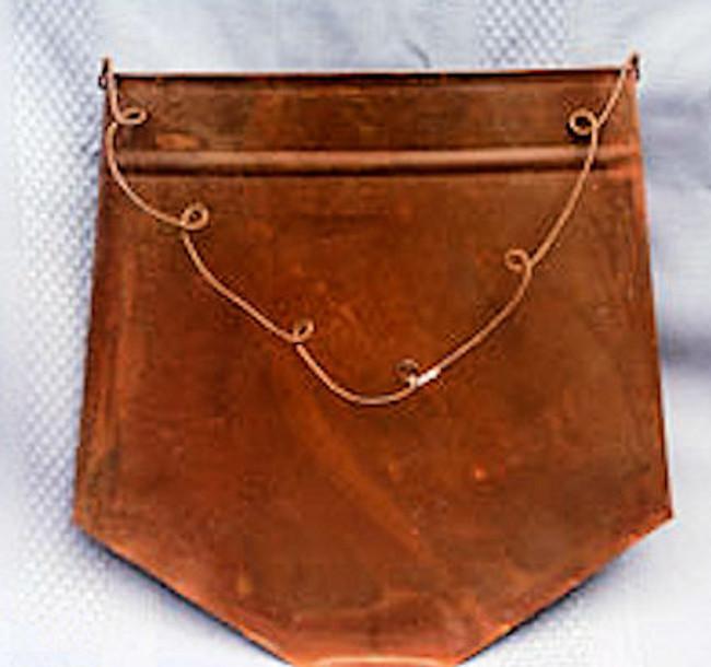 Metal - Rusty Jean Pockets - 3 Sizes (248116, 1128531, 248117)