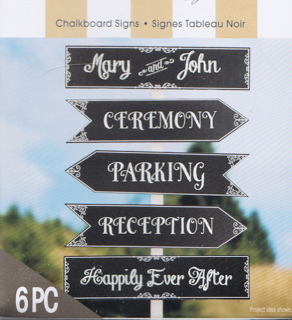 Chalk Extravaganza - A Variety of Chalkboard Products (CKXX)