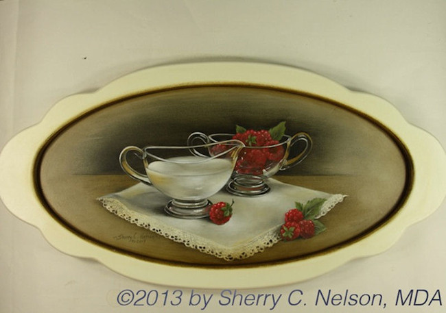 """Used as surface for Sherry Nelson""""s 206 Seminar"""