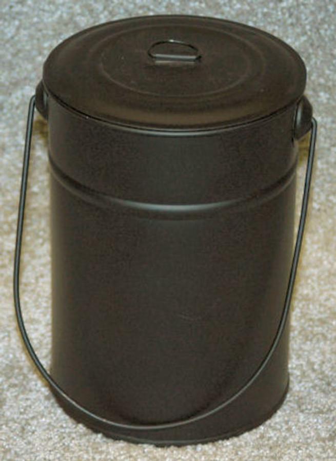 Metal - Berry Bucket with Metal Lid (3473146)