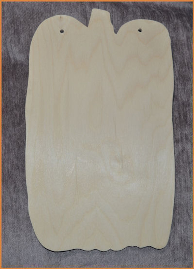 Primitive Pumpkin Board