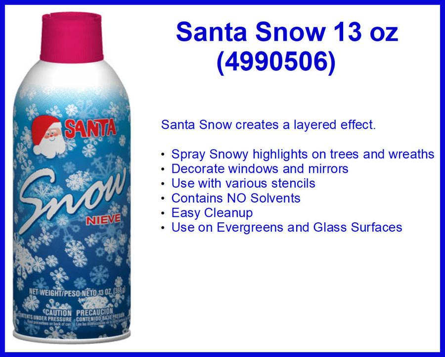 DA - Santa® Snow 13oz  (4990506)