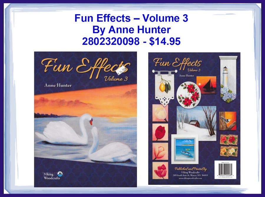 Book - Fun Effects Volume 3 by Anne Hunter (2802320098)