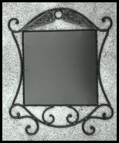 Metal - Wire Frame 14\