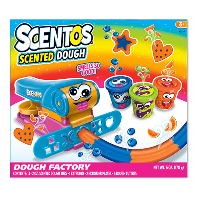 Scentos Scented Dough - Dough Factory