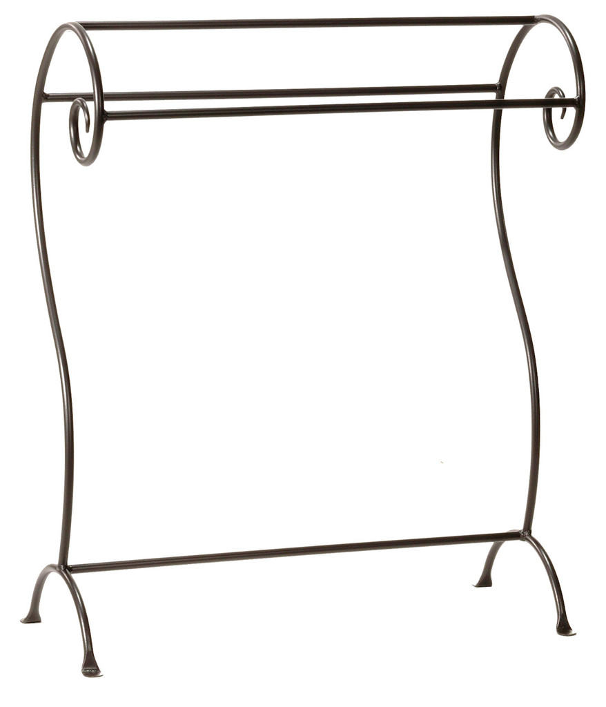 Waterbury Blanket or Towel Stand- Large
