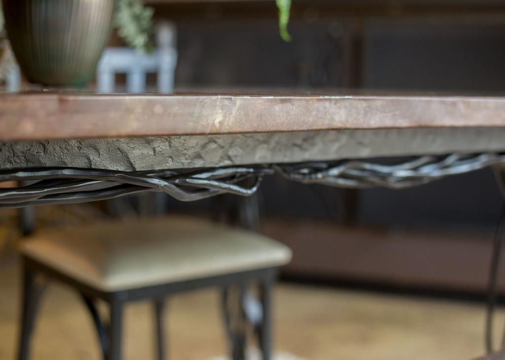 Rush Farm Dining Table