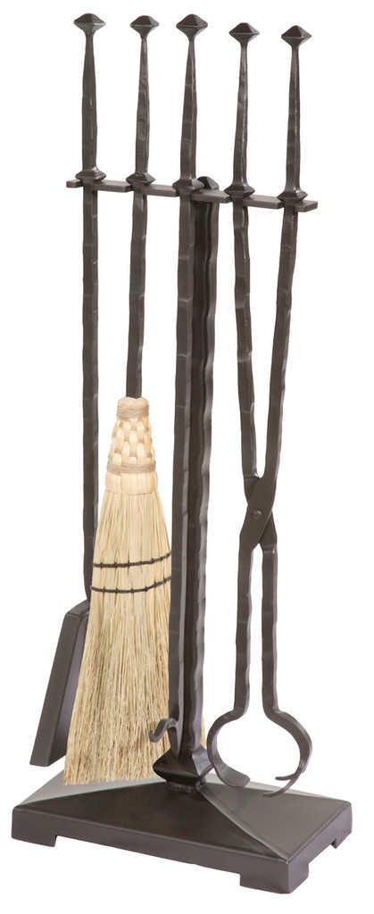 Forest Hill Collection Iron firetool Set -  5 Piece