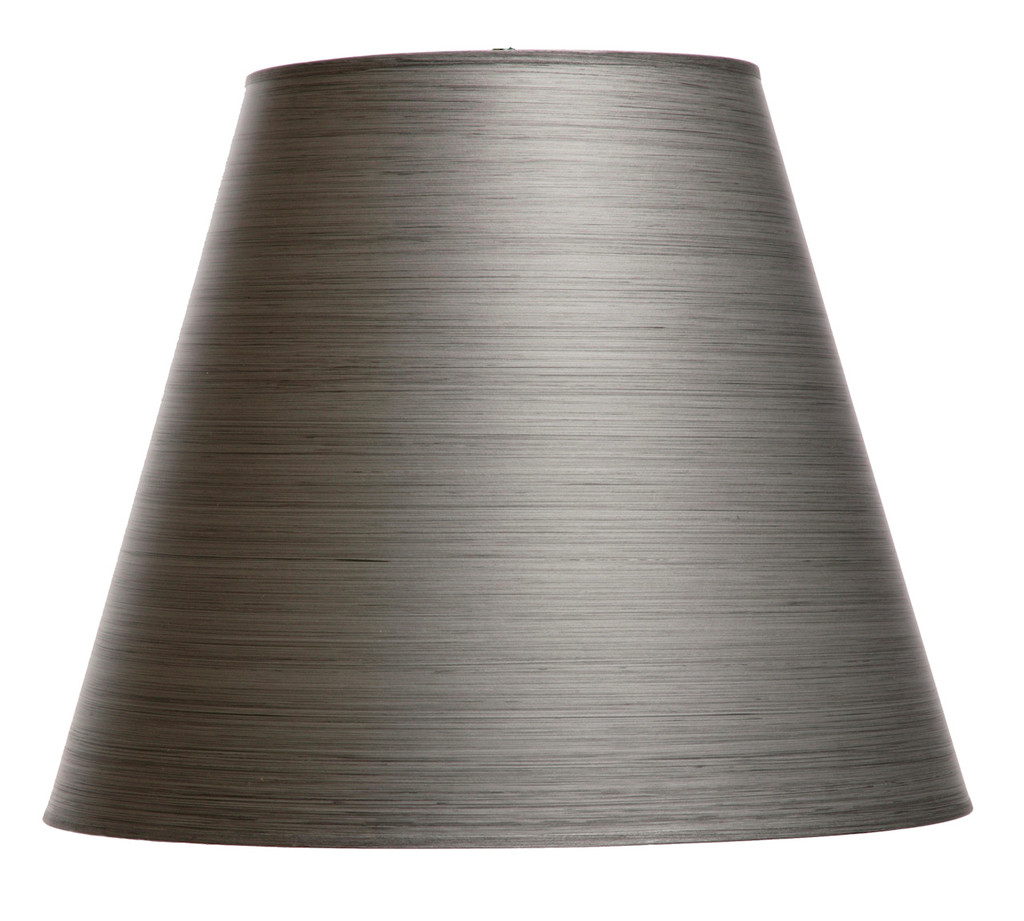 Pewter Table Lamp Shade 14 inch