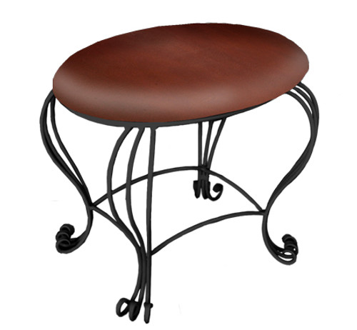 Iron Benches Stools Ottomans Wrought Iron Furniture Online