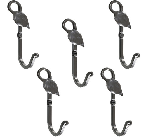 Leaf Hook- 5 Piece Set