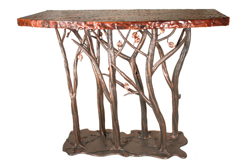 Enchanted Forest Console Table
