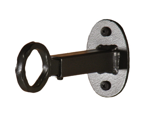 Iron Curtain Bracket Single