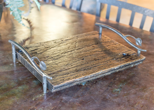 Sassafras Wood Serving Tray