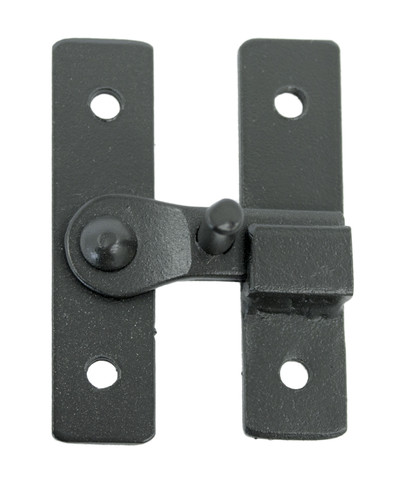 Cardiff Latch  Iron Large