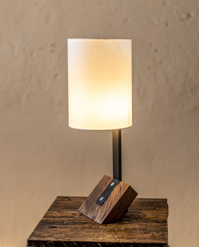 Urban Forge Offset Lamp