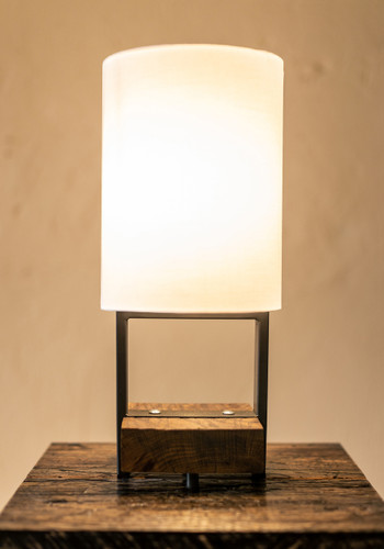 Urban Forge Square Lamp