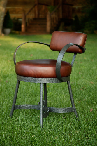 Cedarvale Iron Arm Chair