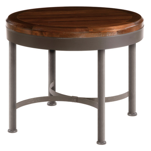 Cedarvale Iron Cafe Table