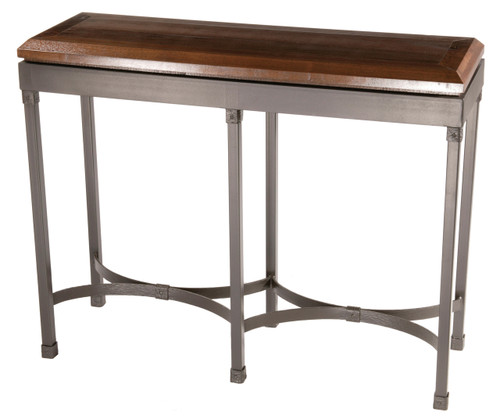 Cedarvale Console Iron Sofa Table