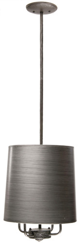 Cedarvale 4 Arm Iron Pendant Lamp