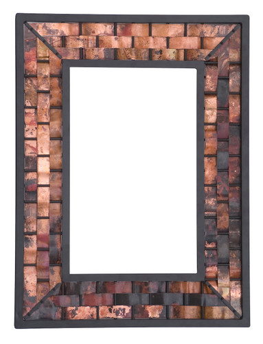 Rushton Iron Wall Mirror