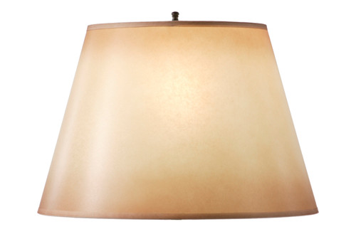 Amber Glow Table Lamp Shade 14 inch by 9 inch