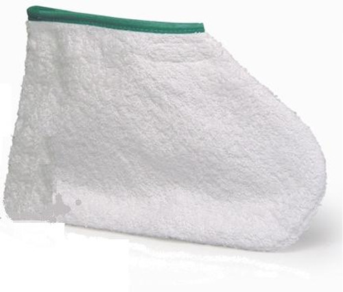 TERRY CLOTH BOOTIE (qty 2)