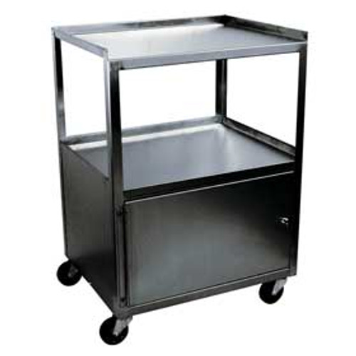 MCC321 Stainless Cart w/ Drawer