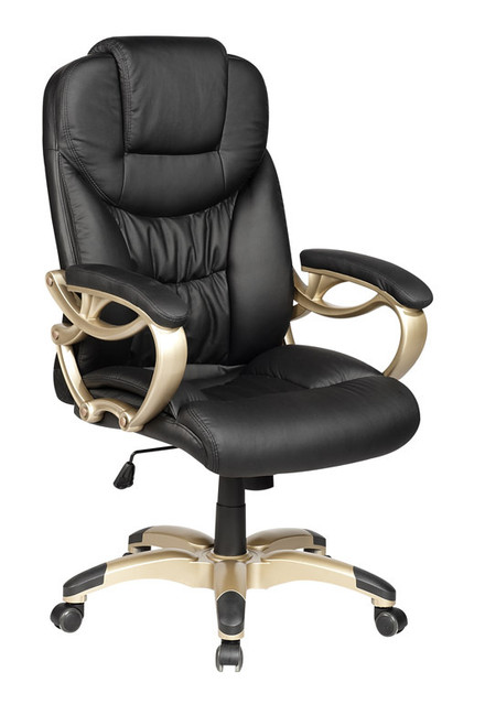 High Back Computer Leather Ergonomic Office Chair