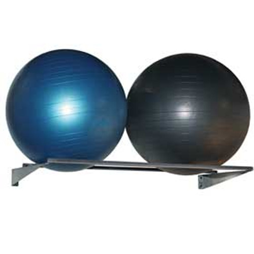 Therapy Ball Wall Storage - Holds 2 Balls