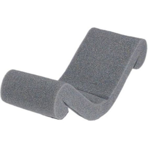 General Physiotherapy applicator 231 - Curved Sponge (Sponge Only)