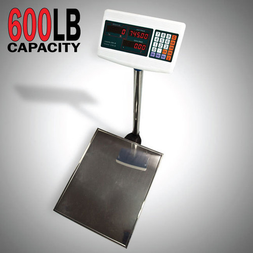 Digital Patient Weight Scale- up to 600 Lbs