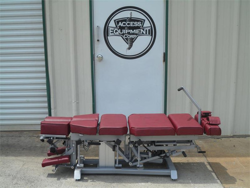 Omni Flexion Elevation Chiropractic Table  - WITH AIR DROPS