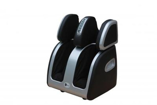 Relaxing Leg Calf Knee & Ankle Massager w/Heat Therapy
