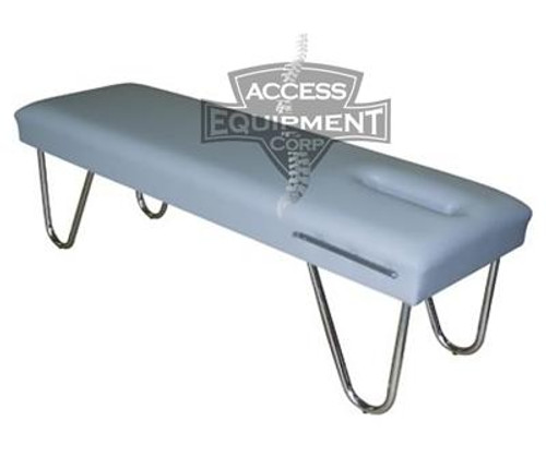 Galaxy Chiropractic Exam Table with Face Slot