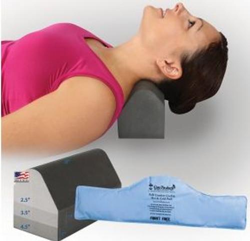 Apex Cervical Orthosis Adjustable w/ Soft Comfort CorPak Kit